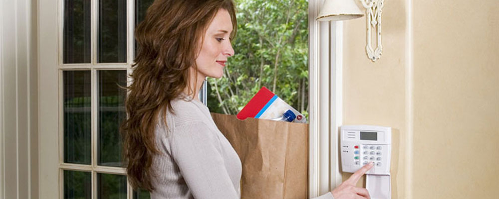 Home Security Alarm Systems in California