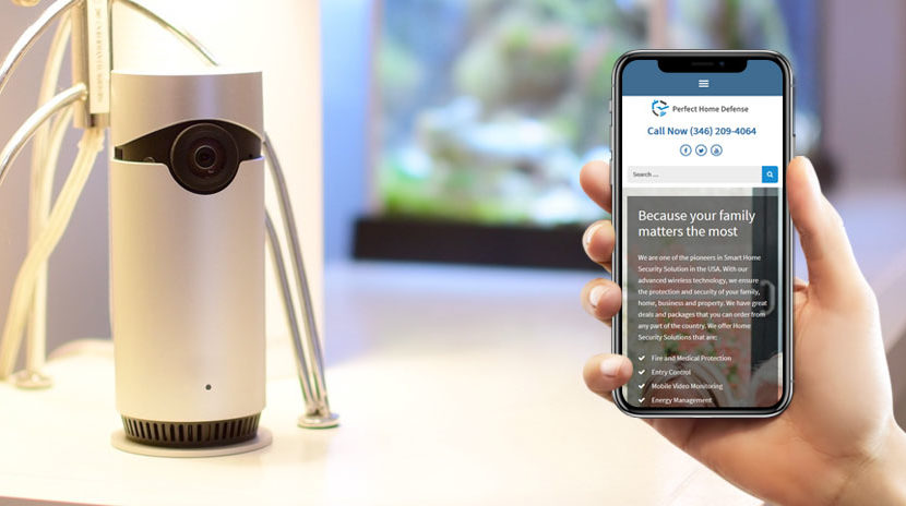 Motion Detector with video feature