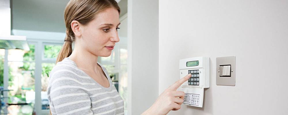 Home Security Alarm Systems in Michigan