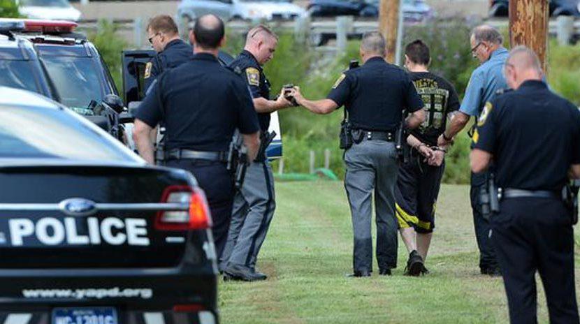 Burglar arrested near Lake Villa