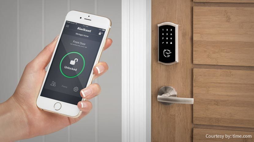 How Smart Door Locks Improve Home Security