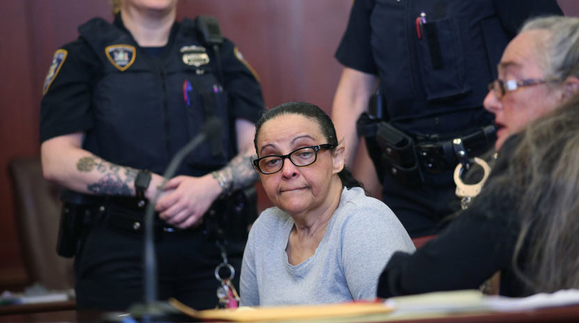 Killer nanny sentenced imprisonment