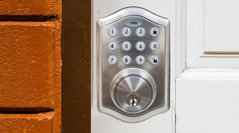 Top 5 Features Of Keyless Entry Door Locks Perfect Home