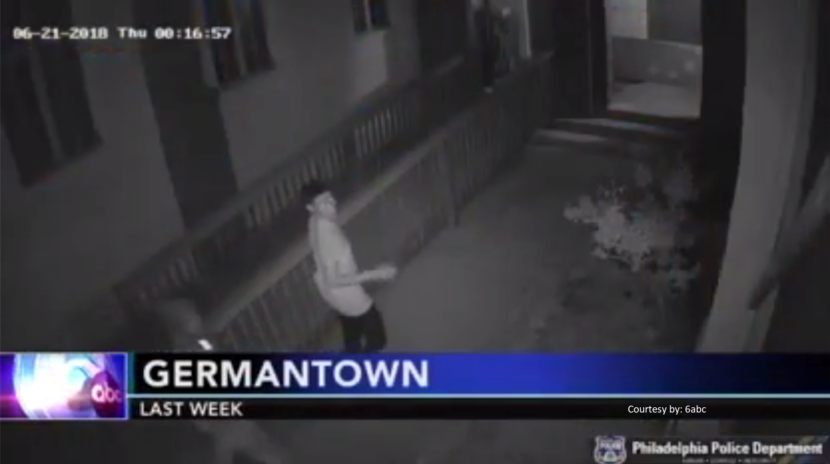 Germantown Burglary Suspects