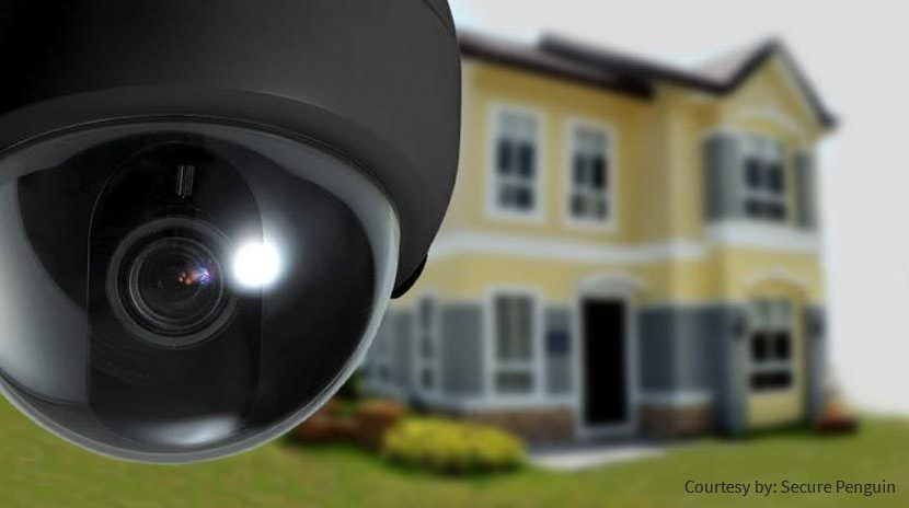 Perfect Home Defense Indoor and Outdoor Cameras