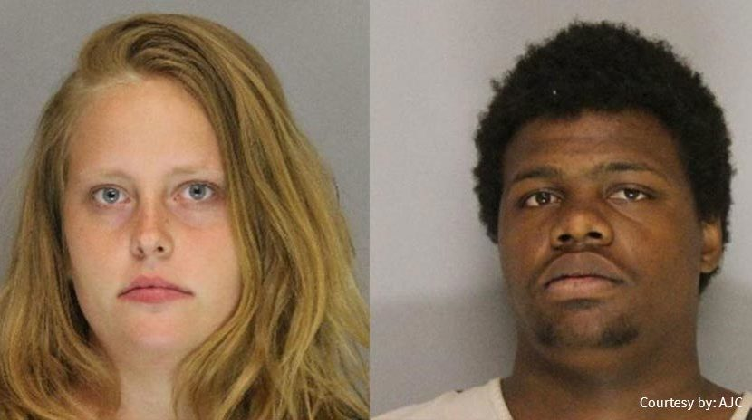 Young Couple Held For Armed Burglary