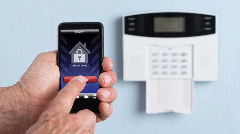 Modern Home Alarm Systems
