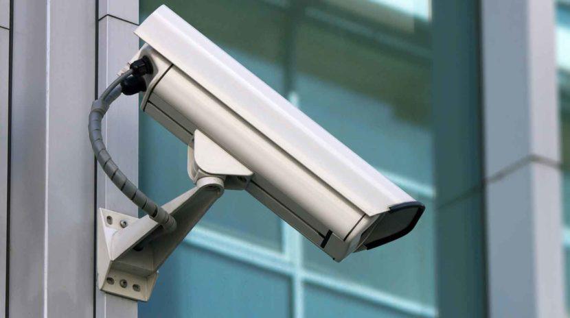 Modern Security Cameras