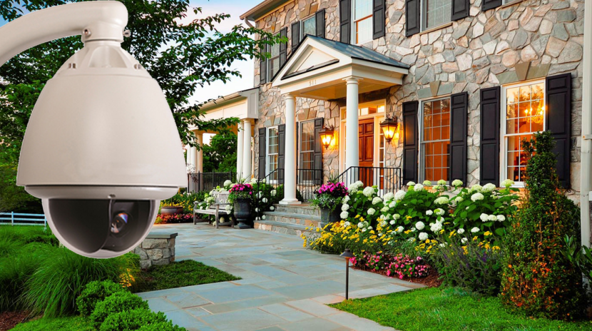 Outdoor Security Cameras