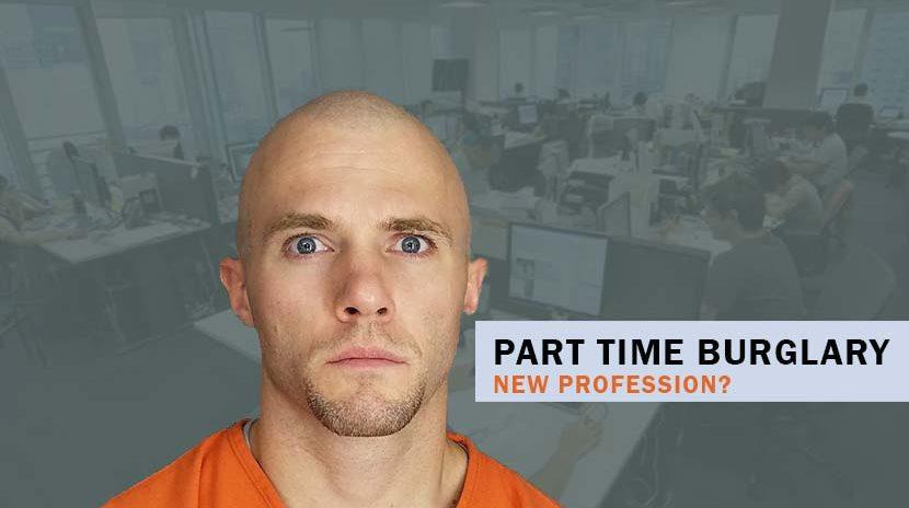 Part Time Burglar
