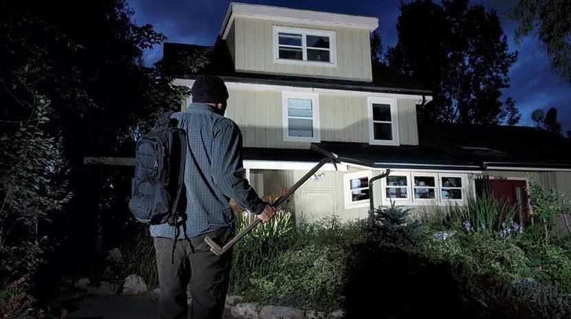 Do Lights Deter Burglars?