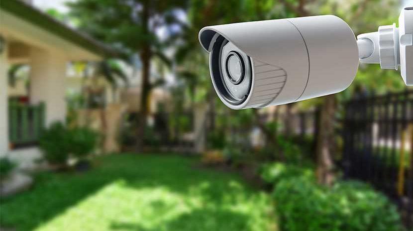 Night Vision Modern Security Cameras