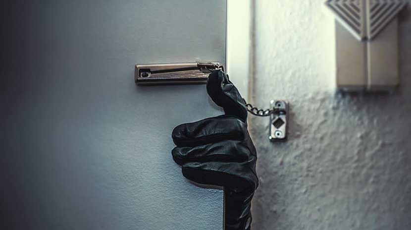 Serial Burglar Arrested in Palm Desert