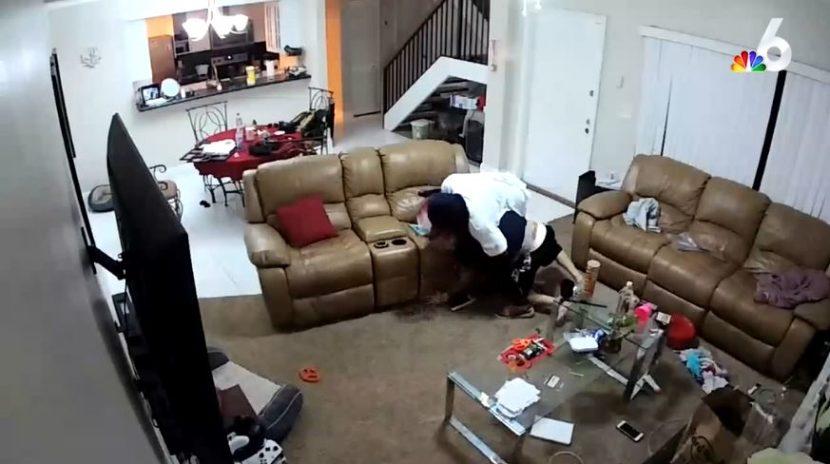 Violent Florida Home Invasion