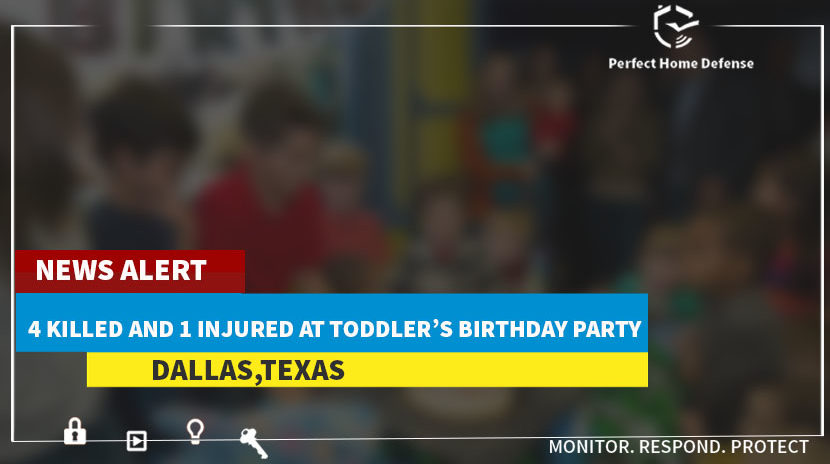 Birthday Party in Texas