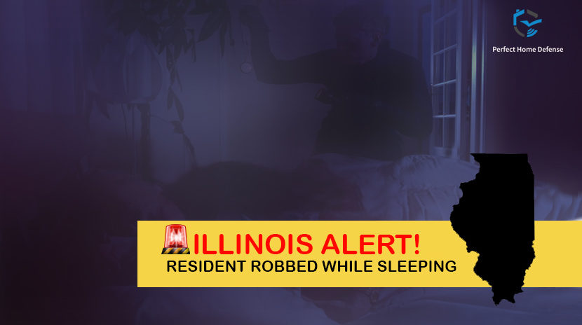 Decatur Resident Robbed While Sleeping