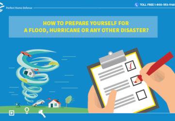 Disaster Prevention Tips