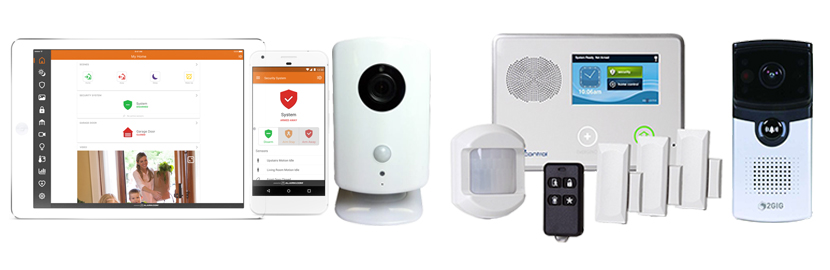 Free Home Security Equipment