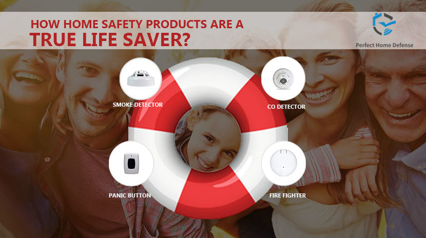 How Home Safety Products are a True Life Saver