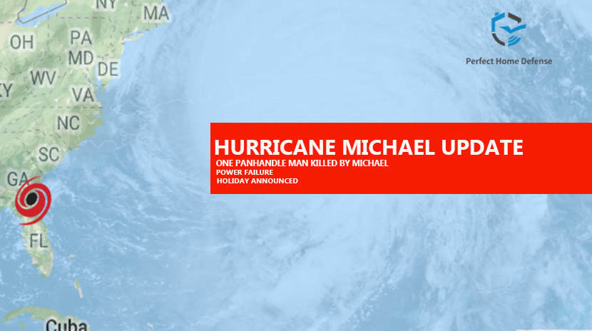 Latest on Hurricane Michael
