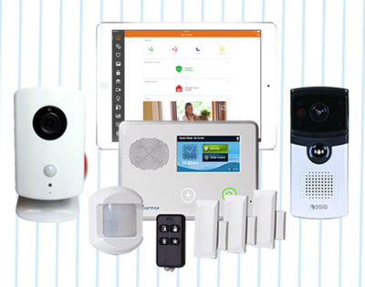 2GIG Home Security Equipment