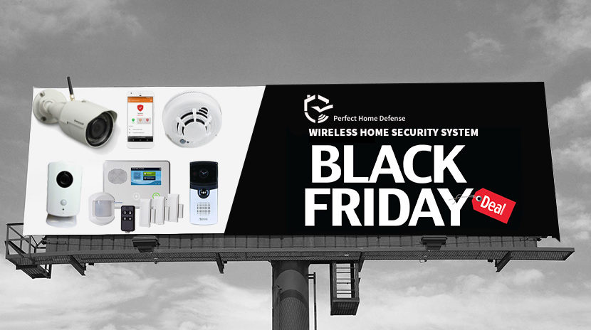 2018 Black Friday Home Security Deals