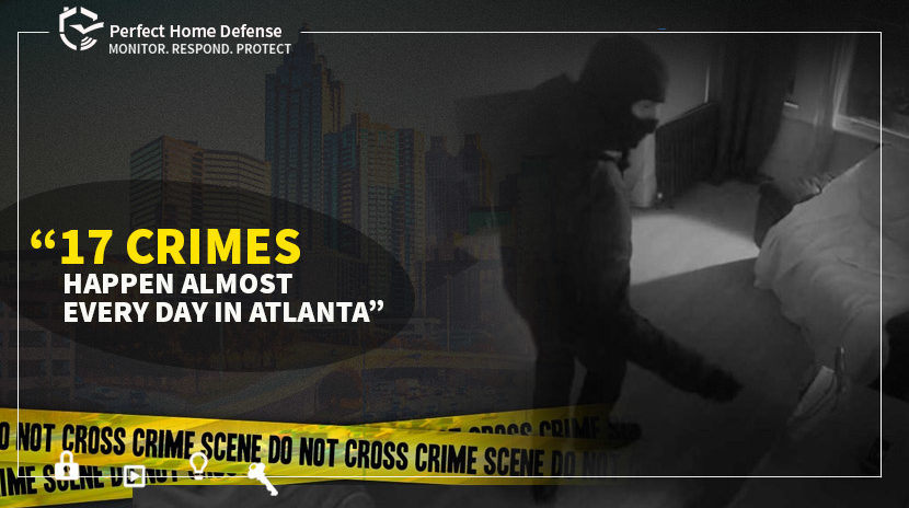 Atlanta Crimes Ratio