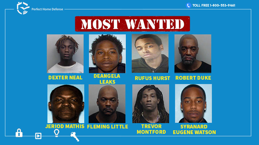 Atlanta's Most Wanted Criminals