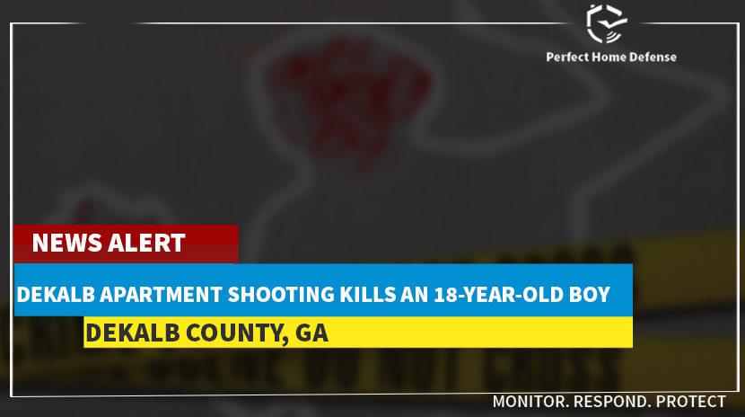 DeKalb Apartment Shooting Kills an 18-year-old Boy