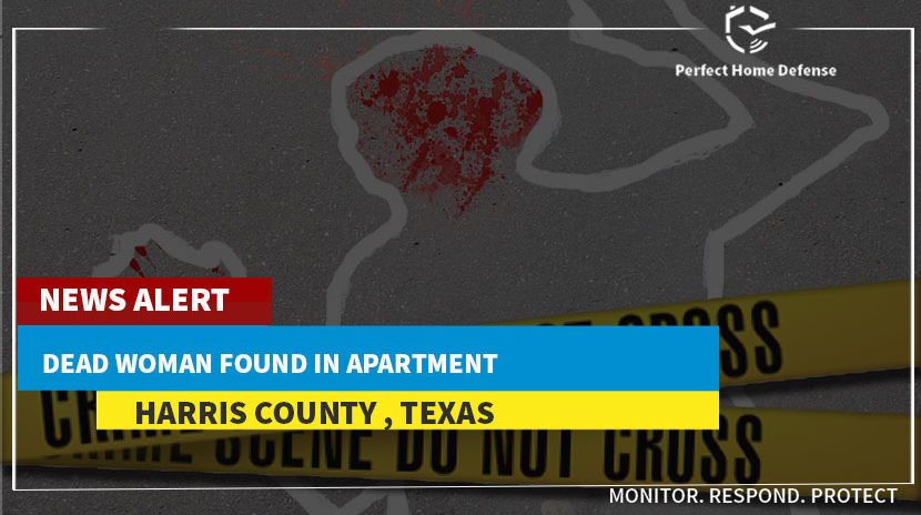Dead Woman found in Harris County Apartment