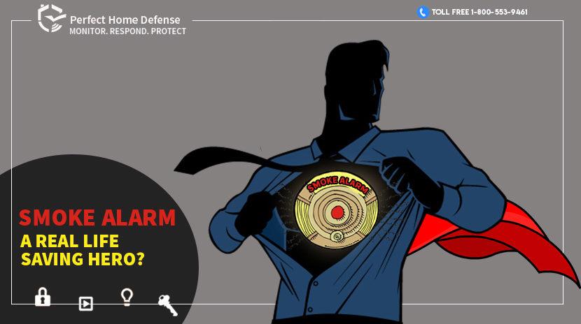 Is Smoke Alarm Sensor a Real Life Saving Hero