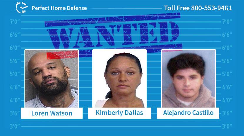 North Carolina Most Wanted Fugitives List