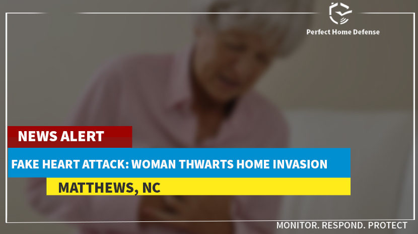 Old NC Woman Thwarts Home Invasion