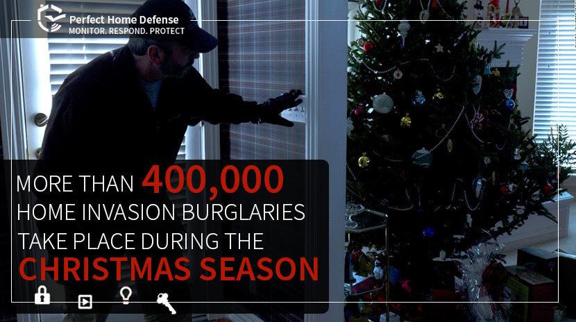 Tips to Prevent Christmas Burglaries