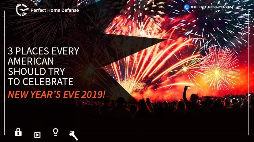 How to Celebrate This New Year Eve in USA