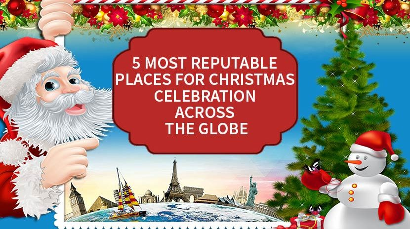 Most Reputable Places for Christmas Celebration