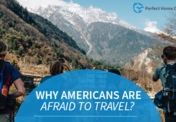 Americans' Major Traveling Fears