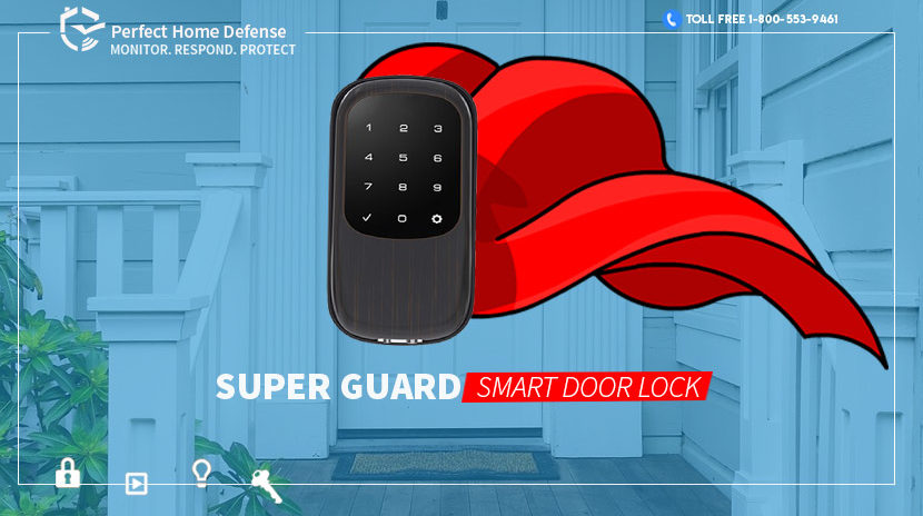 How Smart Door Locks Keep You Safe And Protected