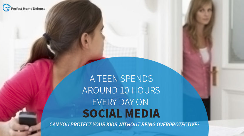 How to Protect Your Kids without Being Overprotective
