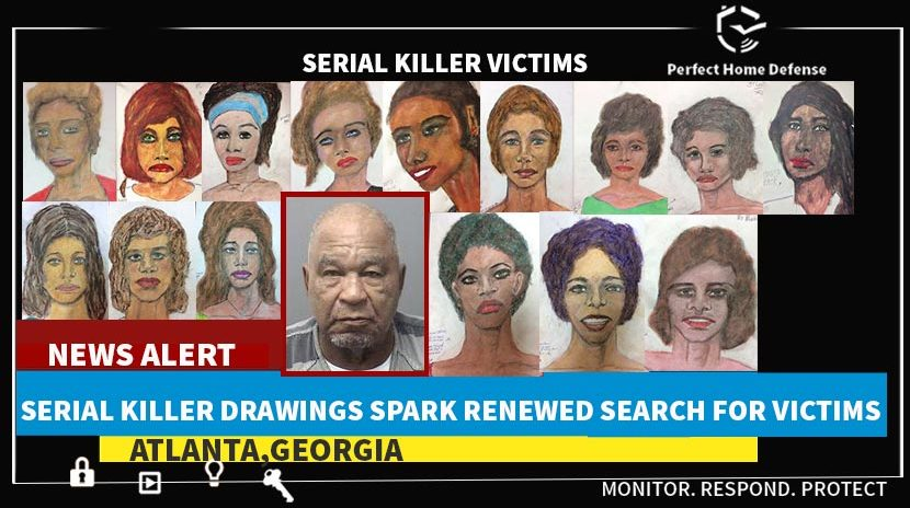 Serial Killer Drawings Spark Renewed Search For Victims