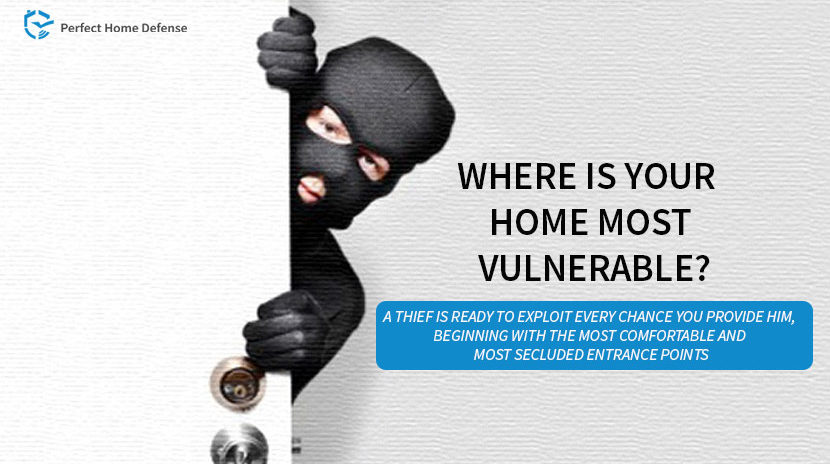 5 Most Common Entry Points For Thieves