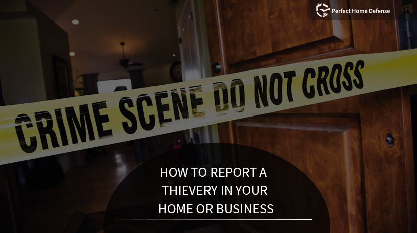 7 Tips For You After Burglary Has Happened