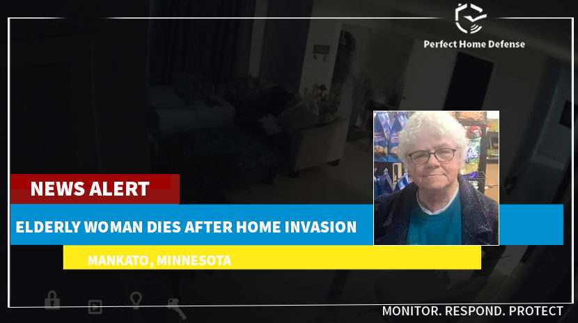 Elderly Woman Dies After Home Invasion, Assault In Southern Minnesota