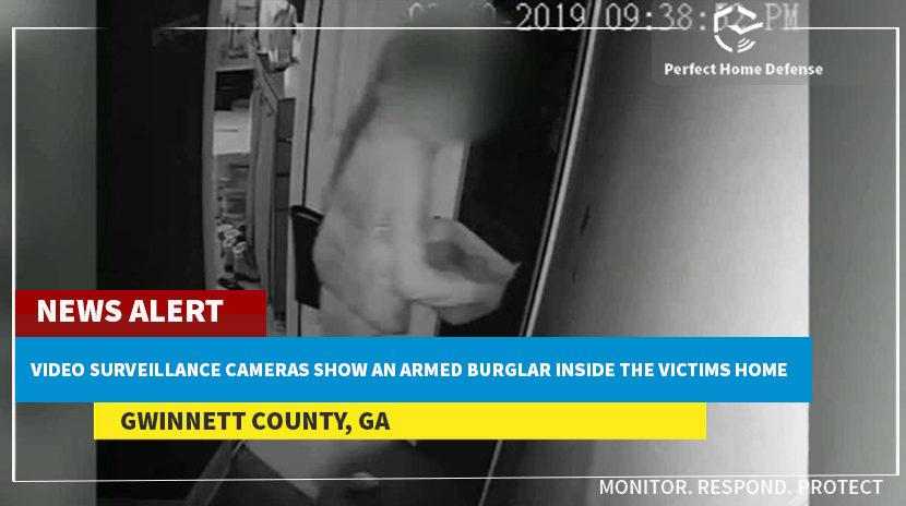 Gwinnett County Armed Robbery