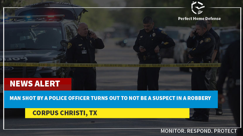 Man Shot By Corpus Christi Police