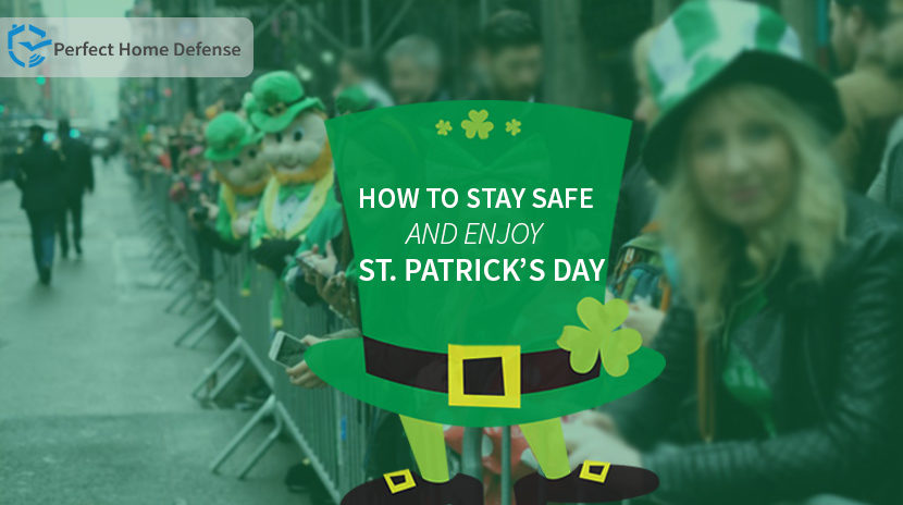Best 10 Safety Advices For St. Patrick's Day