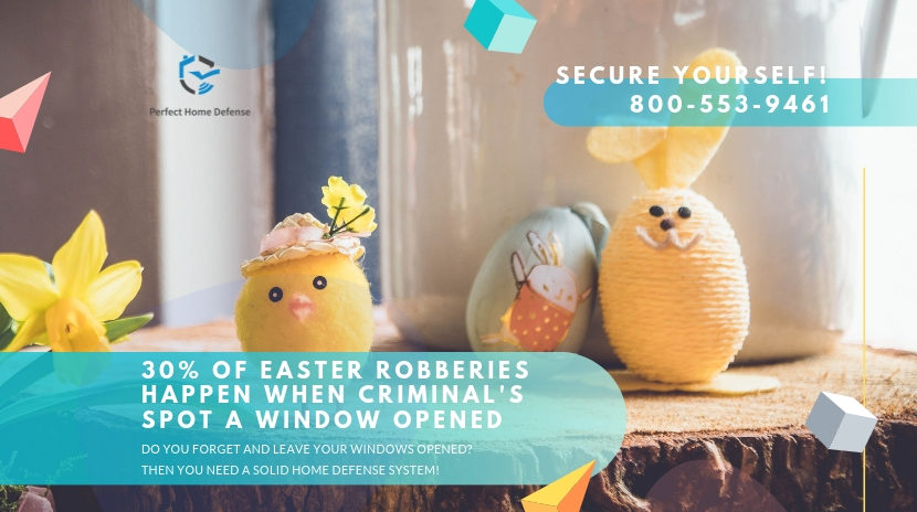 Easters And Home Security Systems