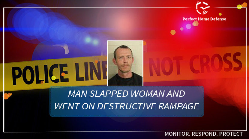 Floyd county man arrested after assaulting woman