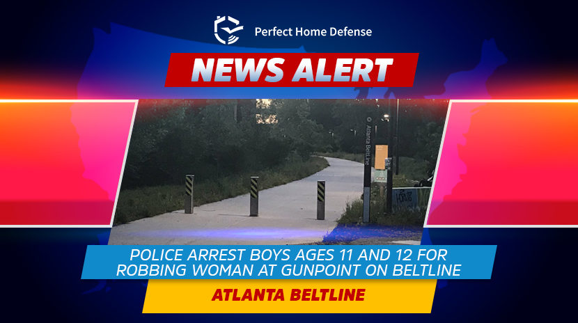 Police Arrest Under Teen Boys For Robbing A Woman At Gunpoint On Beltline
