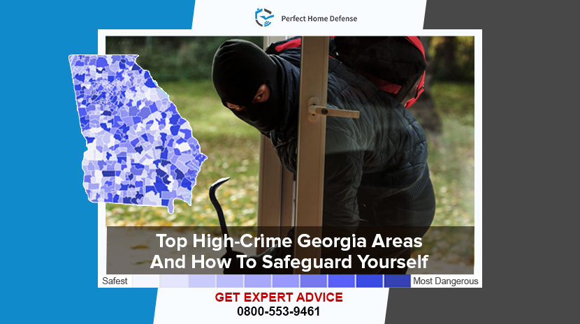 Top High-Crime Georgia Areas And How To Safeguard Yourself